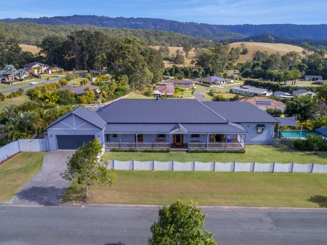 25 Mountain View Crest, Mount Nathan, Qld 4211