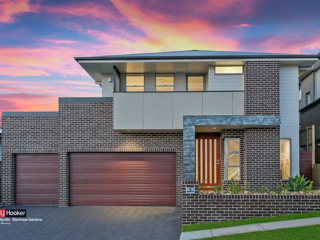 6 Welford Circuit, Kellyville, NSW 2155
