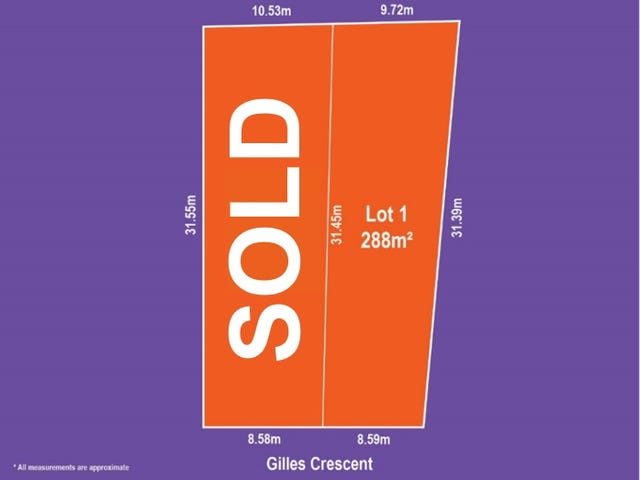 Lot 1 & 2, 11 Gilles Crescent, Hillcrest, SA 5086