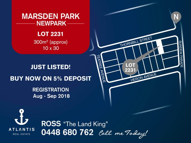 2231 Thornbill Street, Marsden Park, NSW 2765