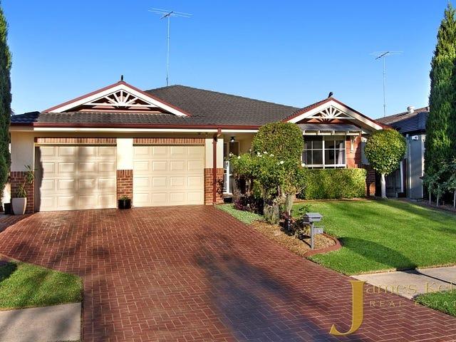 24 Stonehaven Ave, Kellyville Ridge, NSW 2155
