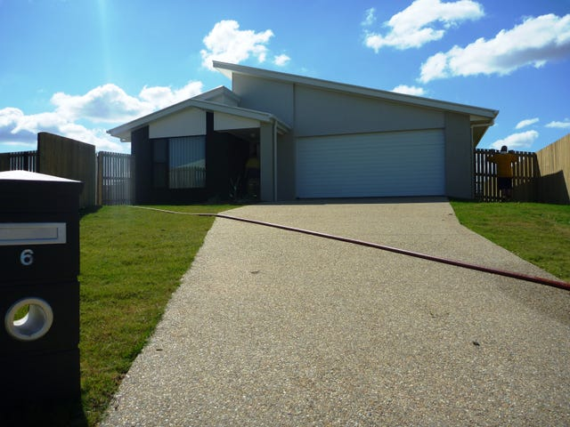 6 Ford Place, Gracemere, Qld 4702