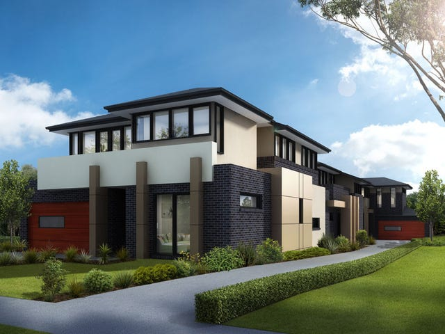 1, 2 & 3/18 Ross Street, Doncaster East, Vic 3109