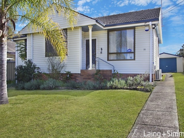 16 Terry Avenue, Seven Hills, NSW 2147
