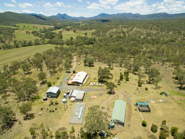 """""""Millar View"""" 208 South Branch Road, Maryvale, Qld 4370"""