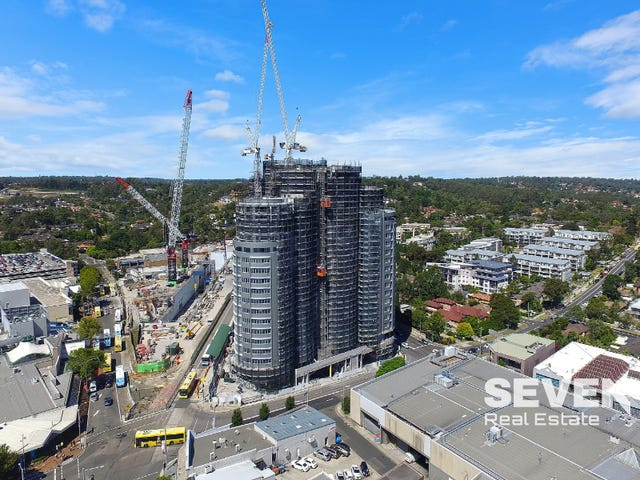 A409/299 Old Northern Road, Castle Hill, NSW 2154