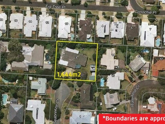 3 Seabreeze Court, Ormiston, Qld 4160
