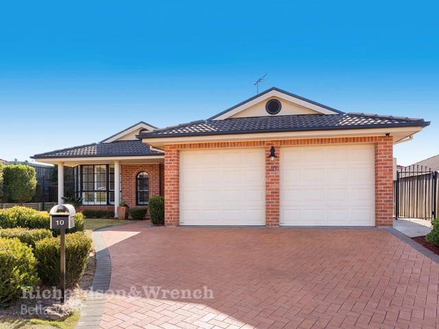 10 Footman Crescent, Kellyville Ridge, NSW 2155