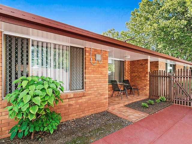 4/96 Campbell Street, East Toowoomba, Qld 4350
