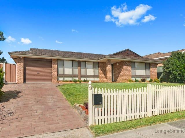 18 Condello Crescent, Edensor Park, NSW 2176