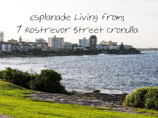 7 Rostrevor Street, Cronulla, NSW 2230