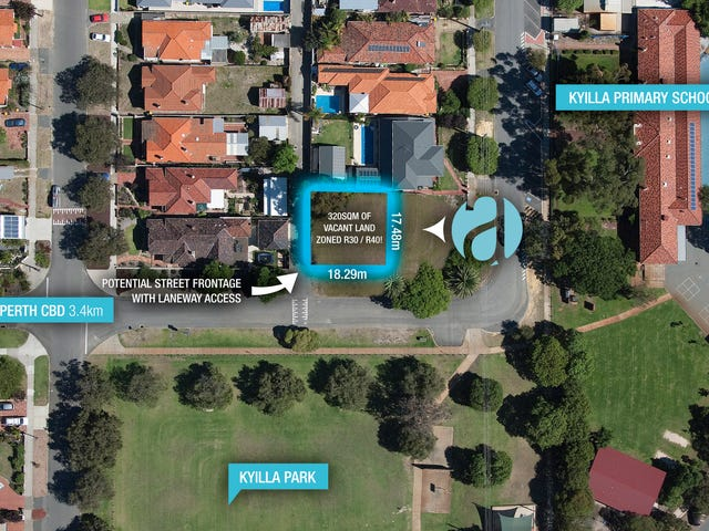 Lot 2 - #23 Selkirk Street, North Perth, WA 6006