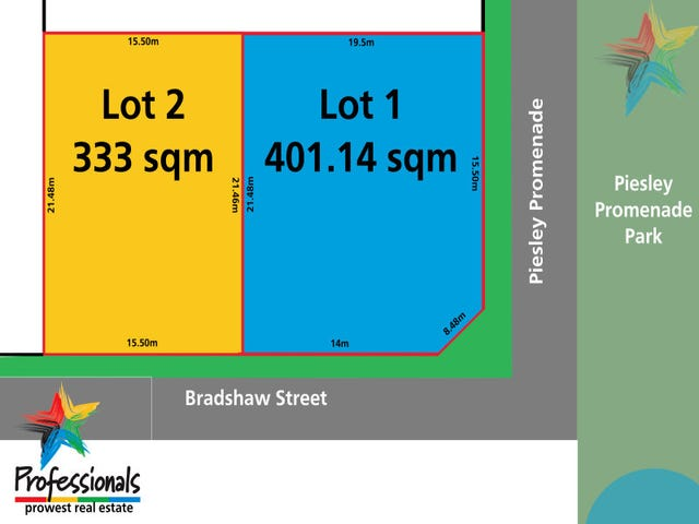 Prop. Lot 1or2 39 Piesley Prom, Canning Vale, WA 6155