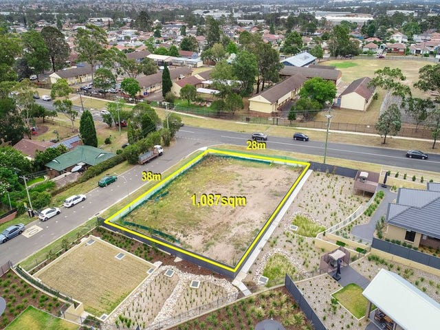 Lot 5 Corner of Parkes & Palmer Street, Guildford, NSW 2161