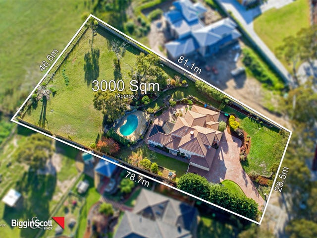 2 Panorama Court, Lysterfield South, Vic 3156