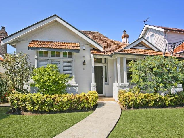 63 Bond Street, Mosman, NSW 2088