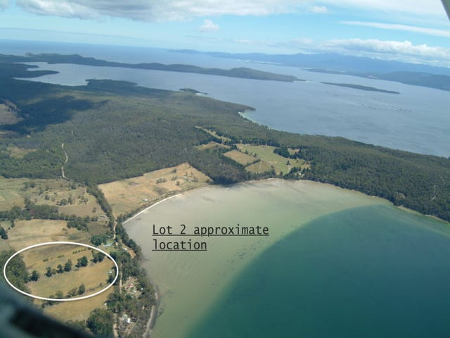 Lot 2 215 Lighthouse Road, South Bruny, Tas 7150