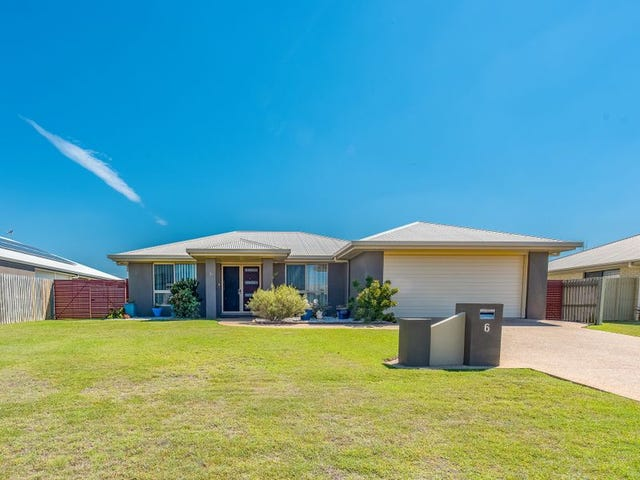 6 Voss Court, Millbank, Qld 4670