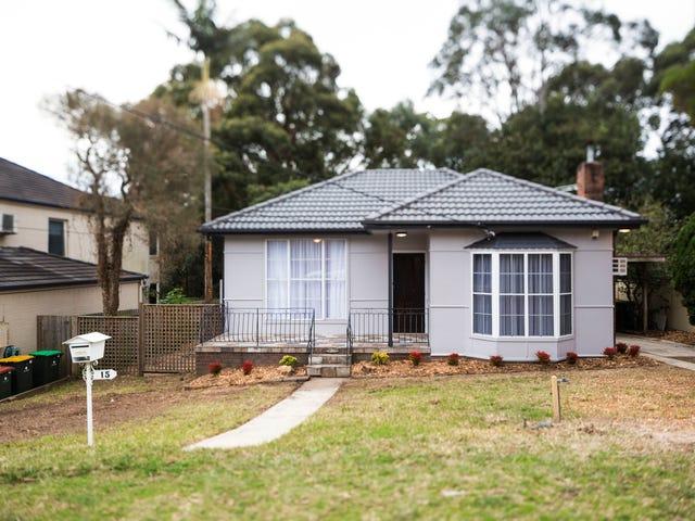 15 Bidgee Road, Ryde, NSW 2112