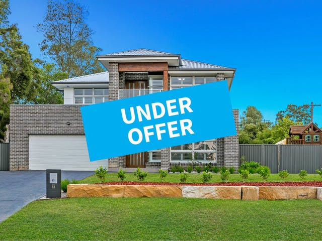7 George Road, Wilberforce, NSW 2756