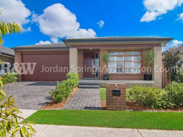 5 Rowland Place, Jordan Springs, NSW 2747