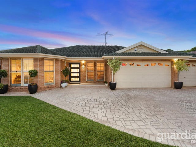 4 Regis Grove, Rouse Hill, NSW 2155