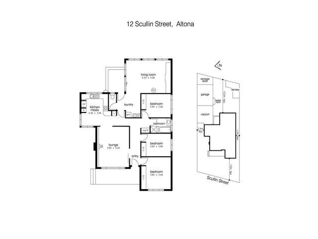 12 Scullin Street, Altona, Vic 3018