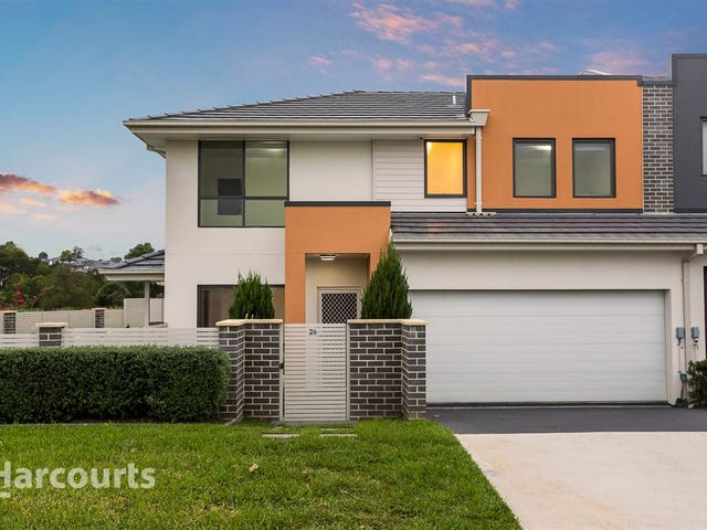 26/2 McCausland Place, Kellyville, NSW 2155