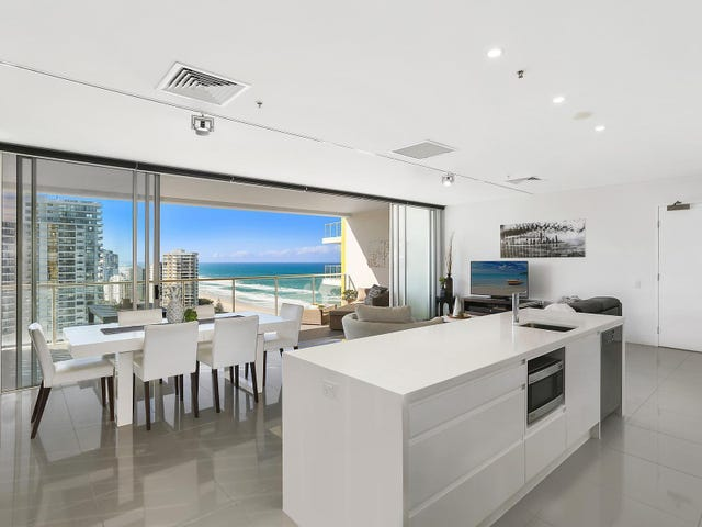 1801/159 Old Burleigh Road, Broadbeach, Qld 4218