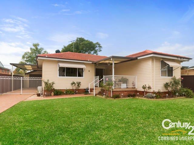 8 Gibb Avenue, Casula, NSW 2170