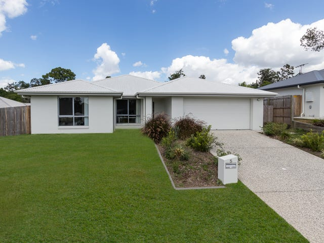 5 ASHER PLACE, Moggill, Qld 4070