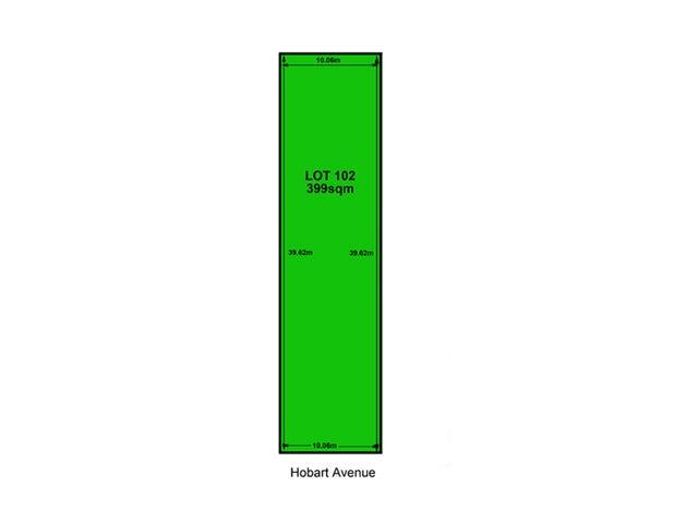 Lot 102, 24 Hobart Avenue, Warradale, SA 5046
