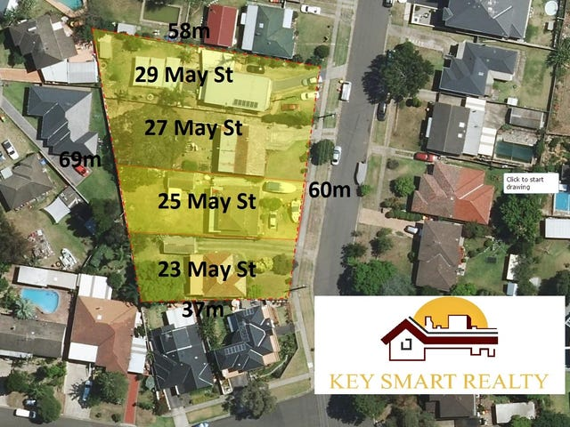 23-29 May street, Constitution Hill, NSW 2145