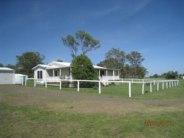 246 Washbourne Road, Emu Vale, Qld 4371