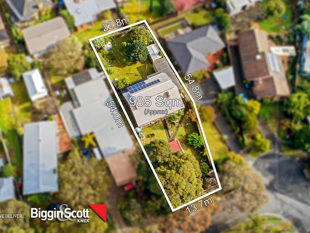 11 Foster Crescent, Knoxfield, Vic 3180