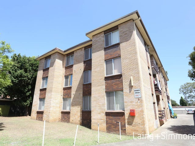12/2 Jamieson Street, Granville, NSW 2142