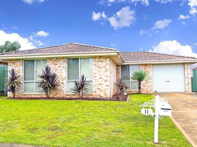 11 Wolara Avenue, Glenmore Park, NSW 2745