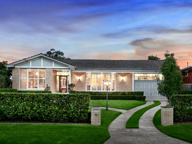 16 Marwood Drive, Beecroft, NSW 2119