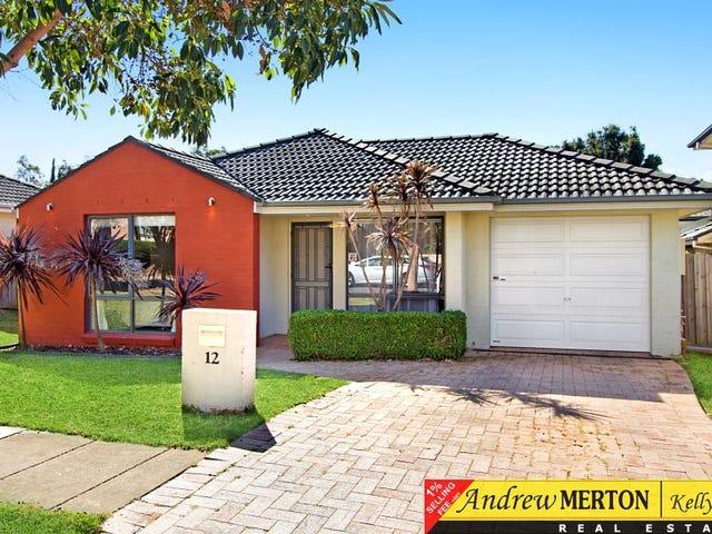 12 Purton Street, Stanhope Gardens, NSW 2768