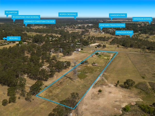 33 Commercial Road, Vineyard, NSW 2765