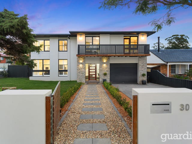 30 Kareela Road, Baulkham Hills, NSW 2153