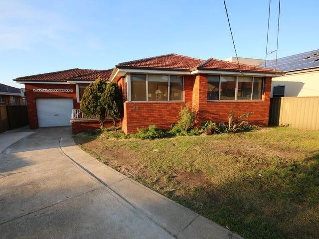 43 Carey Street, Bass Hill, NSW 2197