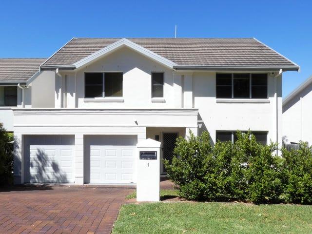 1 Wattlecliffe Drive, Blaxland, NSW 2774
