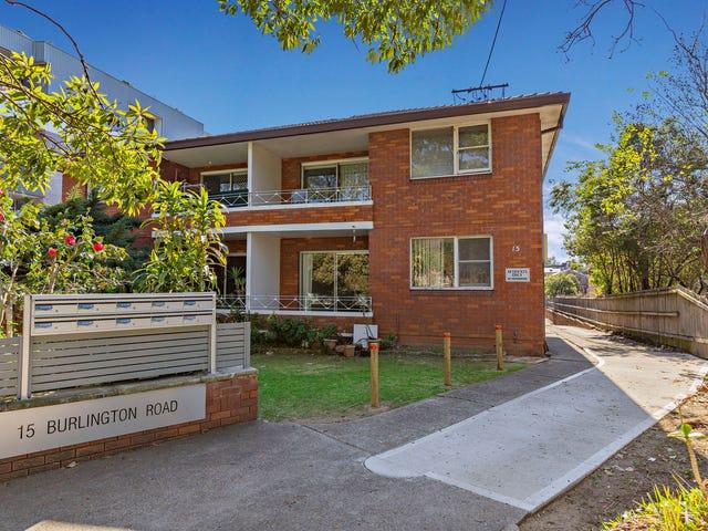 1/15 Burlington Road, Homebush, NSW 2140