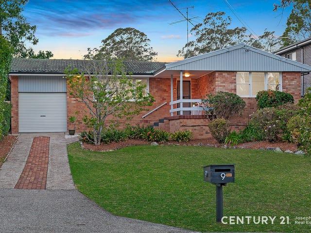 9 Lorrina Close, West Pennant Hills, NSW 2125