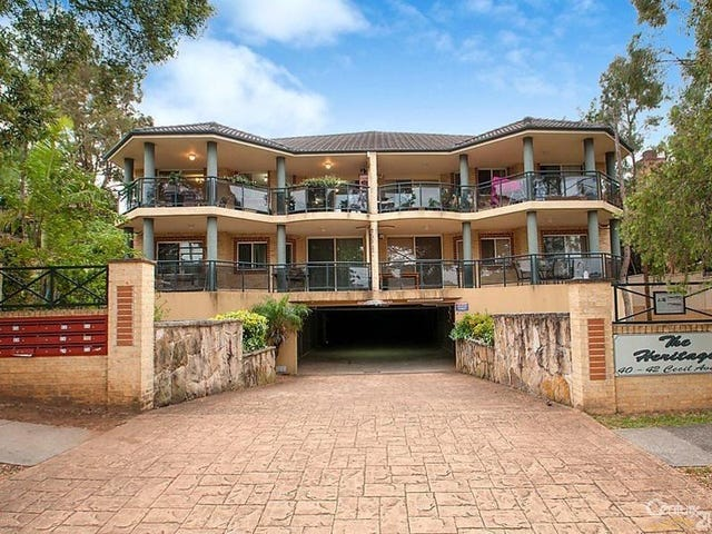 4/40-42 Cecil Ave, Castle Hill, NSW 2154