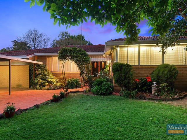 25 Wiseman Road, Castle Hill, NSW 2154