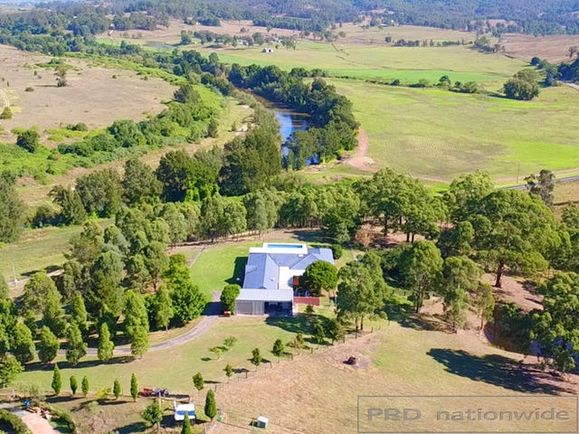 1172 MAITLAND VALE RD, Rosebrook, NSW 2320