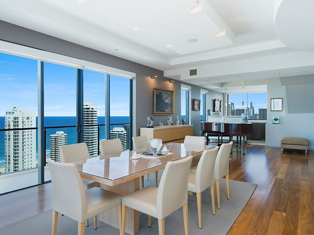 Penthouse/11 Peak Avenue, Main Beach, Qld 4217