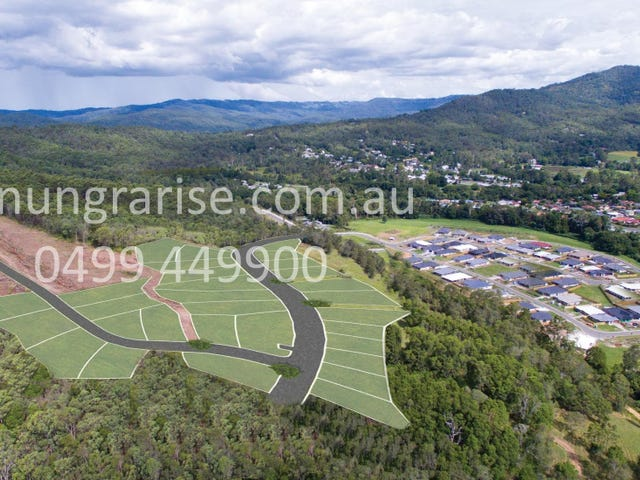 Stage 6/7 CANUNGRA RISE, Canungra, Qld 4275